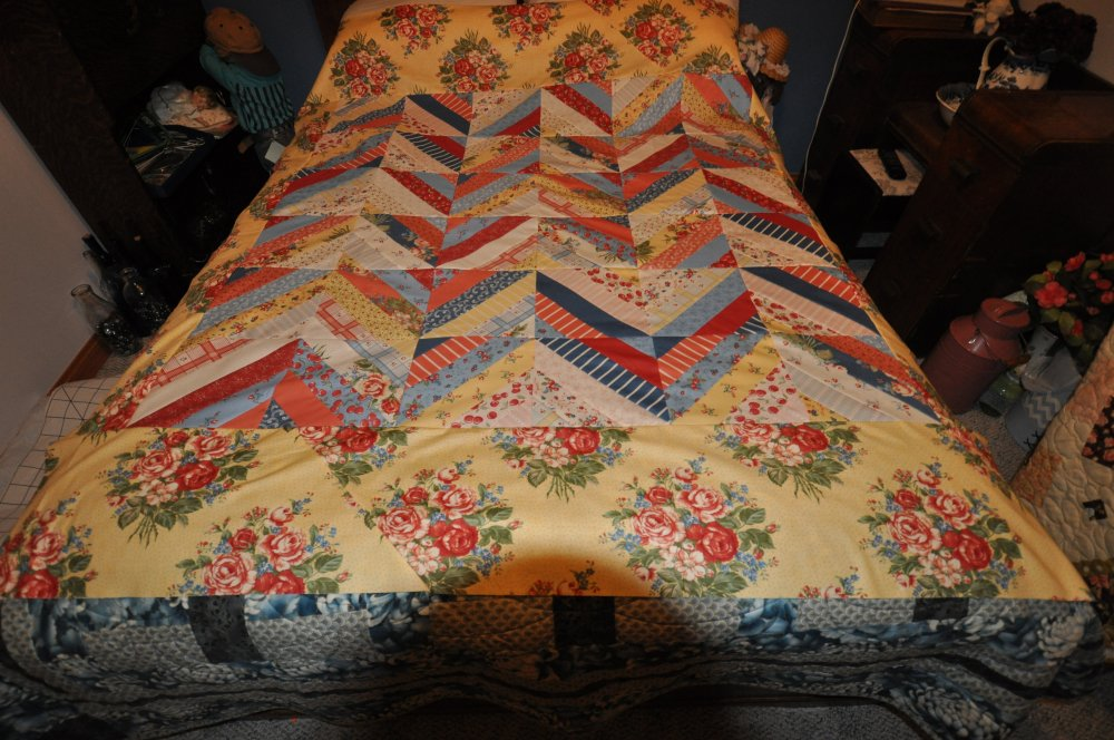 Quilts Made With Precuts