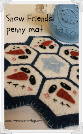 Click over to our blog for a free Snow Friends pattern!