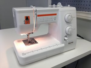 Babylock Molly at Sew Fabricated