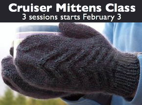 cruiser mitts