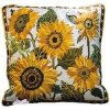 Sunflower needlepoint kit