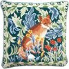 william morris fox needlepoint kit