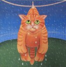 Vicky Mount needlepoint