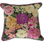 rose garden needlepoint kit