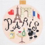 paris needlepoint