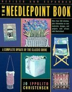 The Needlepoint Book by Jo Ippolito Christensen