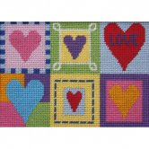 easy needlepoint kit