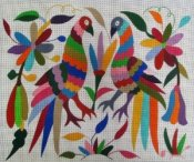 mexican embroidery needlepoint