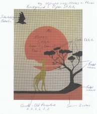 sunset-safari-needlepoint-stitch-guide