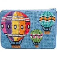 stitch and zip needlepoint kit