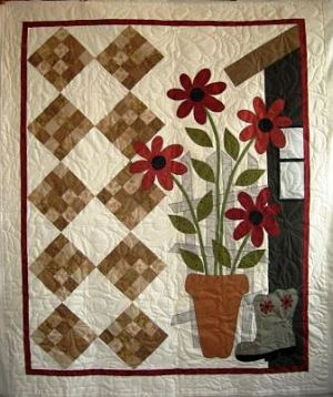 Garden Gate The Quilt Patch Quilt Pattern