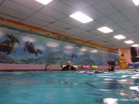 Pool at Denver Divers