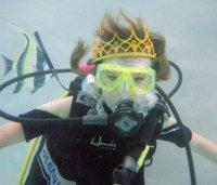 Birthday Party Underwater