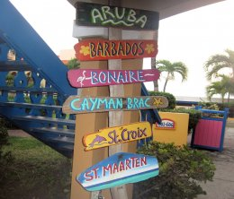 Group Travel Sign