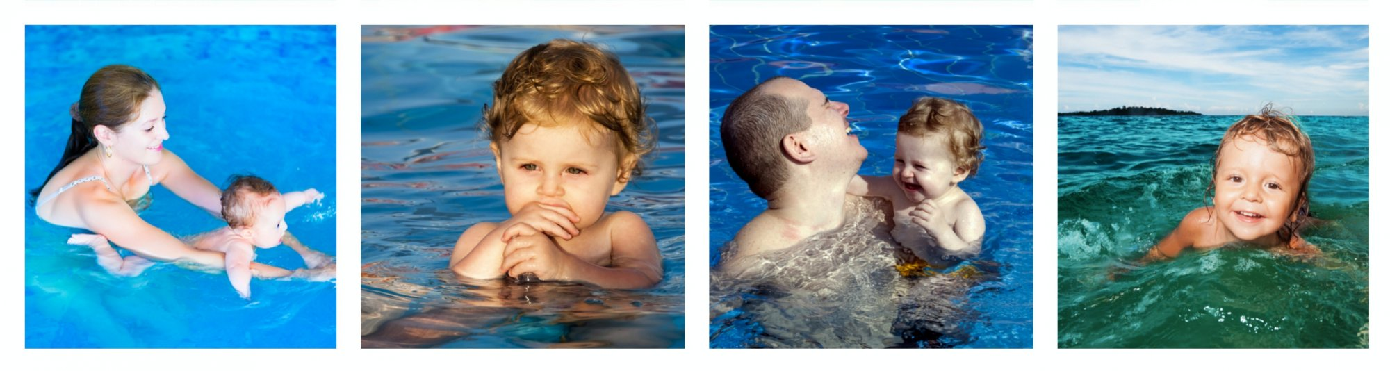Baby and Me Swimming