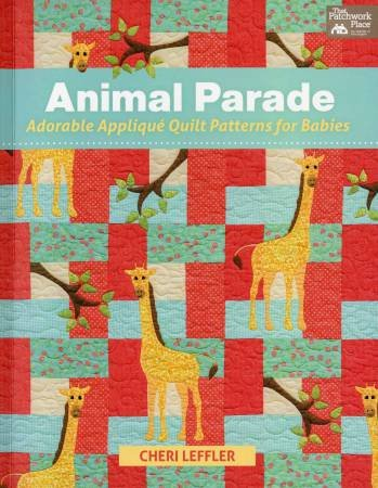 Animal Parade Book 744527111923
