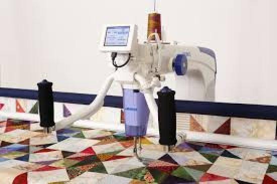 Juki TL-2200 QVP Longarm Quilting Machine