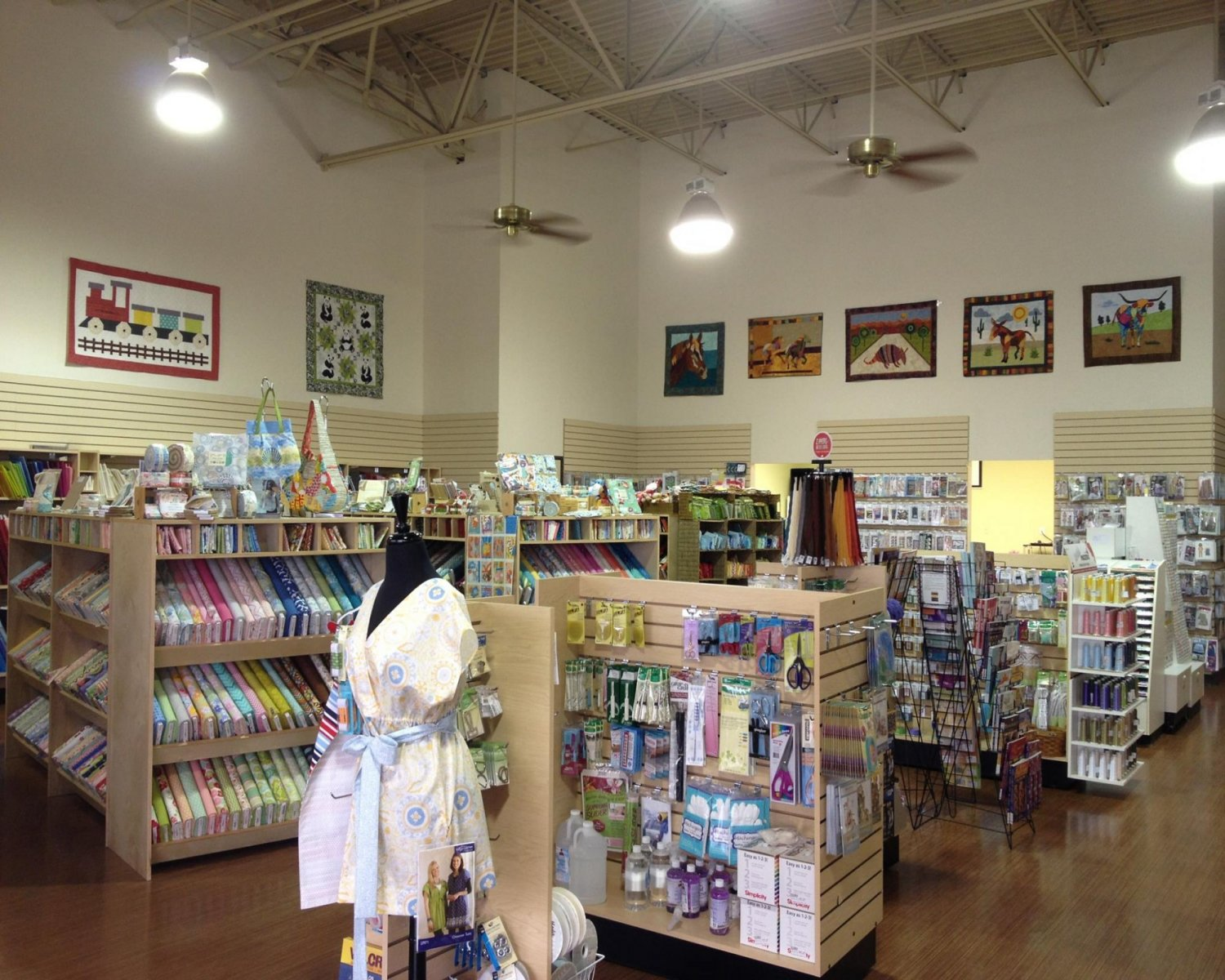 Sew Special Quilts Store