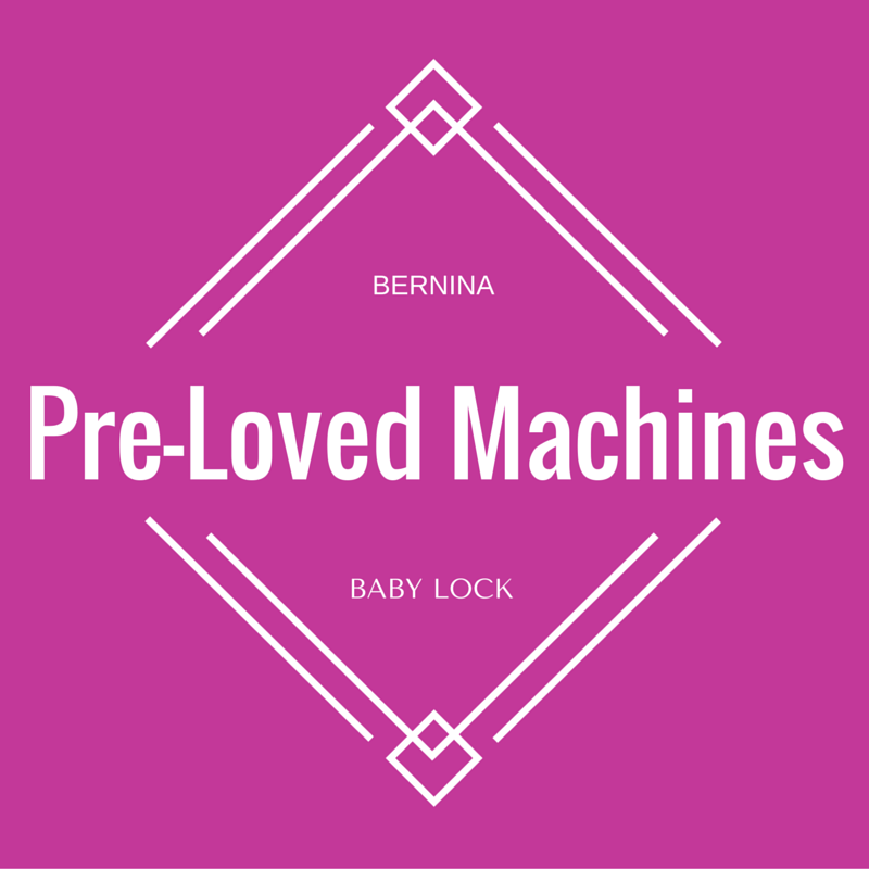 Pre-Loved Machines