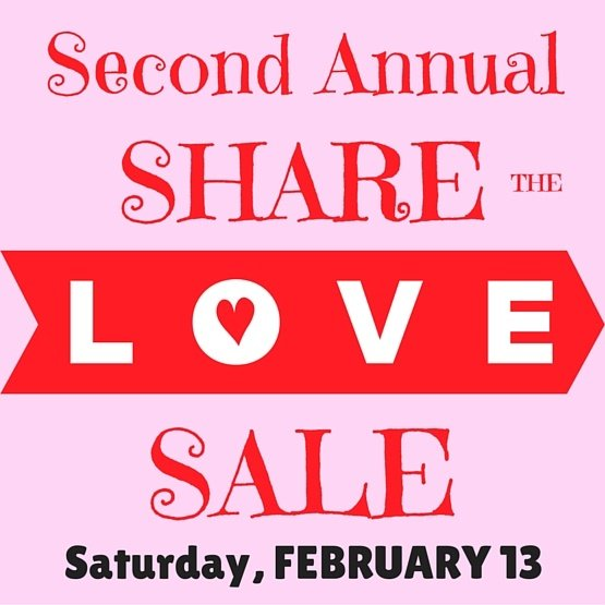 Share the Love Sale