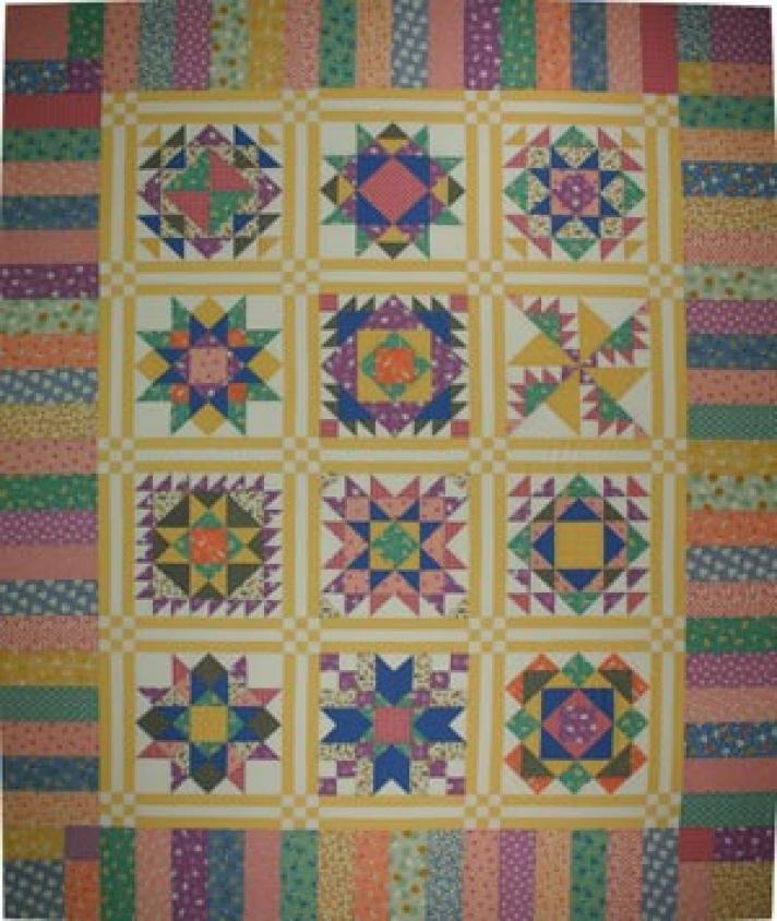 Free Traditional Quilting Patterns : From My Heart to Your Hands Patterns
