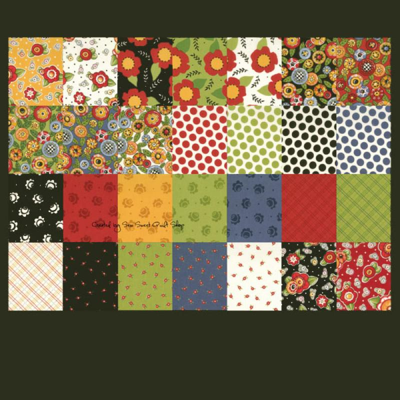 Free Quilt Patterns For Moda Fabric : Moda Fabrics Patterns Patterns Gallery