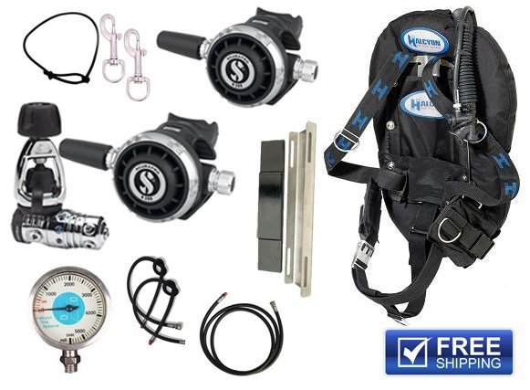 Technical Diving Equipment Packages