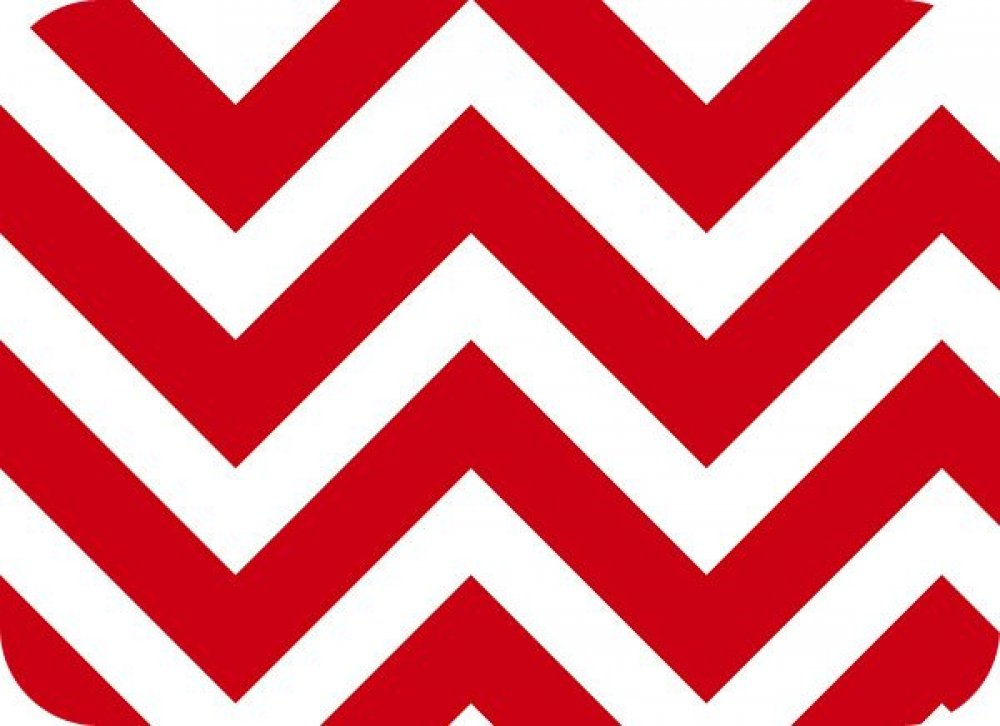 You Pick Snuggle Blanket Top Red Amp White Chevron Print
