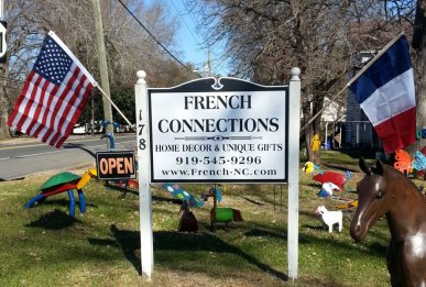 Tour French Connections store
