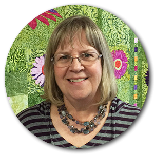 Staff member, Barb Theisen