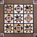 Betsy Ross Quilt Kit