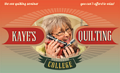 Kaye's quilting College