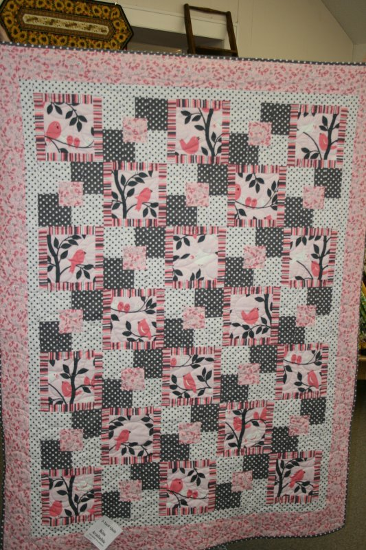 Quilt Patterns With Five Fabrics Cafca Info For