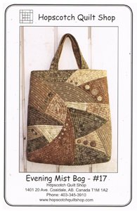 Free Rag Quilt Bag and Tote Patterns | Crazy Creek Quilts