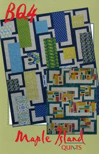 A Hole in the Basket Primitives: Free Primitive Quilt Patterns