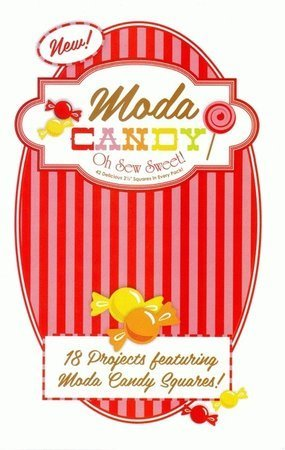 Candy, Oh Sew Sweet Project book by Moda - PSMC