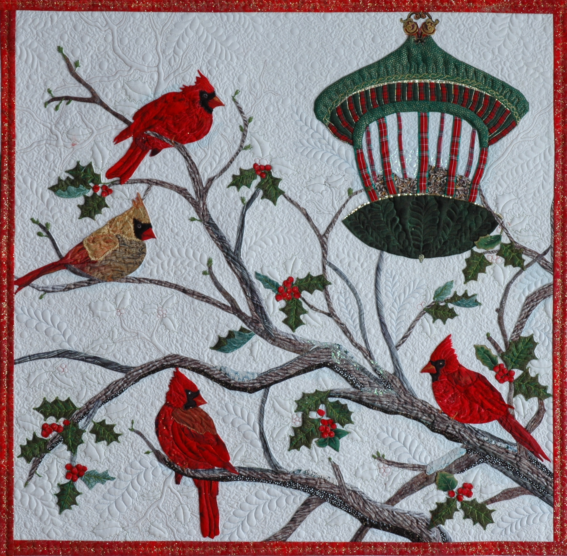 Cardinals Block Pattern