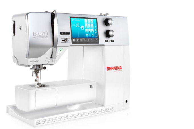 Bernina 570 Quilter's Edition