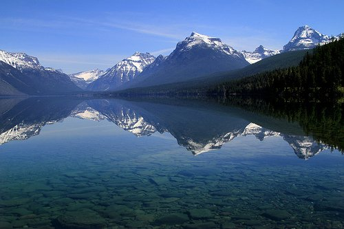 Lake McDonald, Glacier National Park