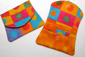 Little Purses by Janet Taillon