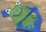 Frog Prince Sweater & Hat