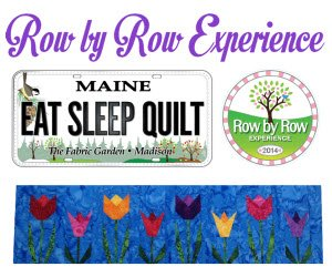 Shop for Row by Row Experience fabric license plates, fabrics, collectible pins, license plate patterns and more