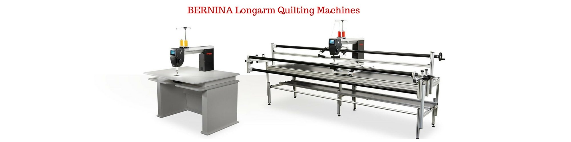 BERNINA Longarm Quilting Machines at Lola Pink Fabrics