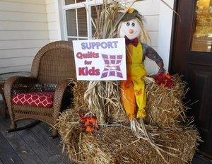 lehigh scarecrow