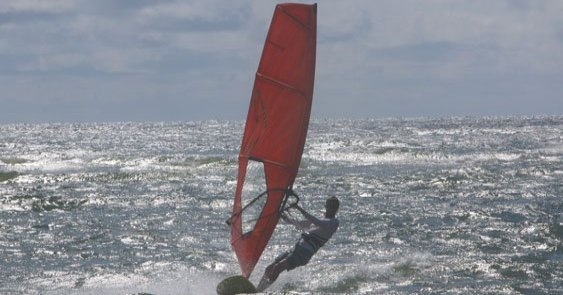 severne s1 pro at north beach