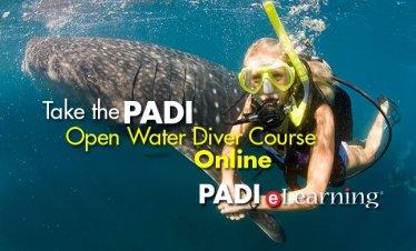 PADI Open Water eLearning