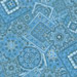 Bunkhouse Bandana-Turquoise