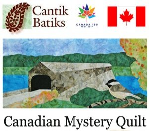 Canadian Mystery Quilt