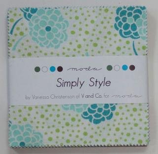 Simply Style Charm Pack