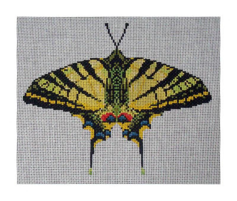 DH3621 - Yellow Swallowtail